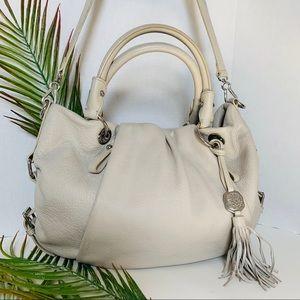 Vince Camuto Leather Large Hobo Handbag Crossbody